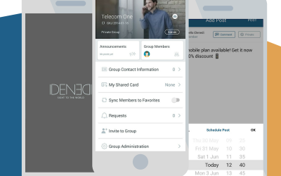 Telecom Exponential Growth – Increase Your Market Reach With iDenedi App